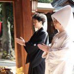 群馬県神前式和婚