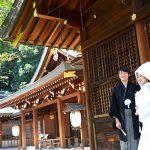 和婚神社選び