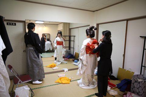 群馬和婚神前式神社結婚式