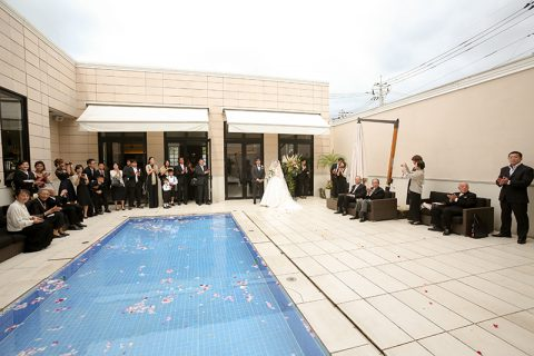 群馬県会費制パーティ結婚式