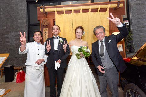 和婚群馬神前結婚式WABIやまどり
