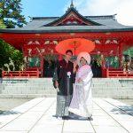 和婚群馬神前結婚式赤城神社