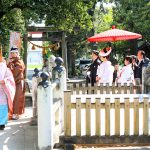 和婚群馬神前式進雄神社結婚式