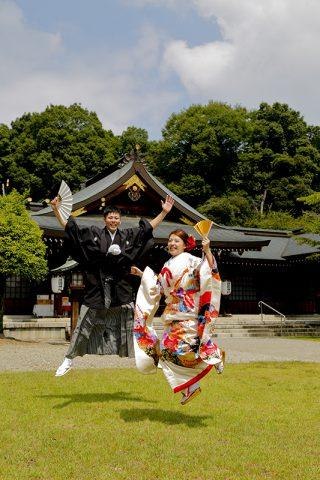 和婚群馬神前式神社結婚式