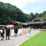和婚群馬神前式群馬県護国神社結婚式