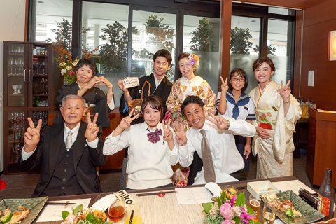 群馬県和婚神前式神社少人数結婚式