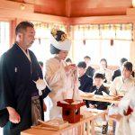 群馬県和婚神前式進雄神社結婚式