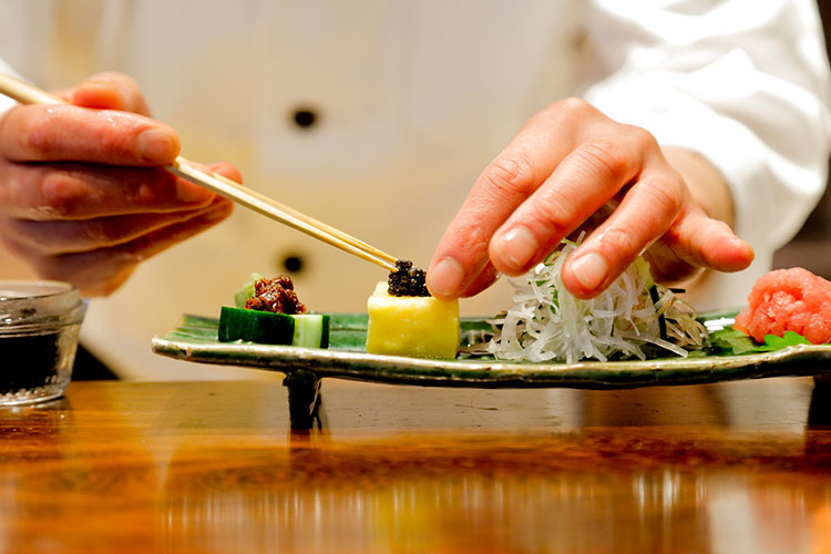群馬県和婚レストランウェディング試食会