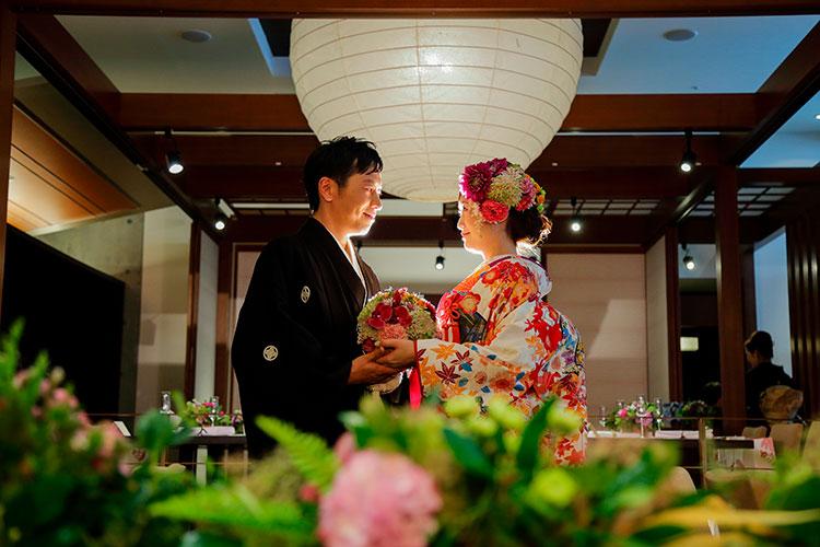 群馬県和婚人前式家婚式家族親族だけの結婚式