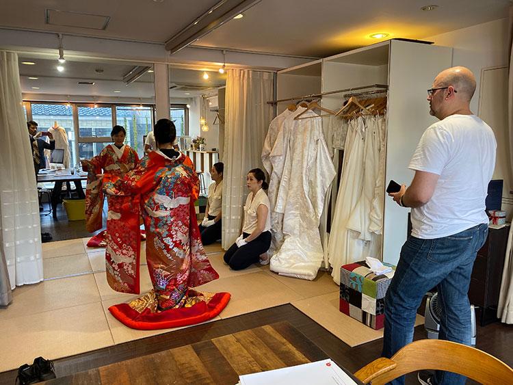 海外からの結婚式予約群馬和婚