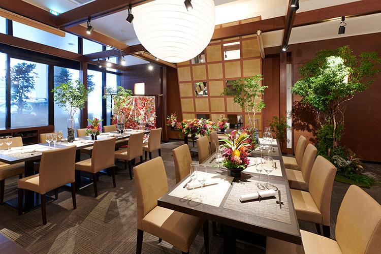 群馬県名店でレストランウェディング