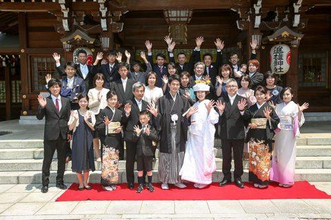 群馬県少人数結婚式ウェディングパーティ