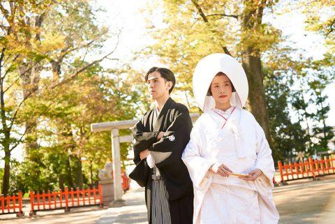 和装白無垢綿帽子群馬県和婚