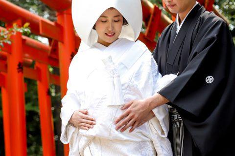 群馬おめでた婚和婚神前式