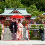 足利織姫神社和婚神前式神社結婚式