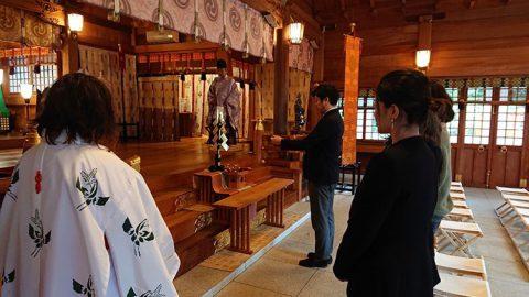群馬県神社結婚式少人数パーティ