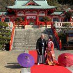 足利織姫神社神前和婚結婚式