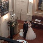 群馬県和婚披露パーティウェディングドレス