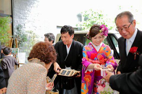 挙式だけ行う新しい結婚式