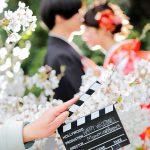 桜和婚神社結婚式
