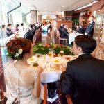 和婚少人数感謝の結婚式