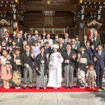群馬県大人神社結婚式