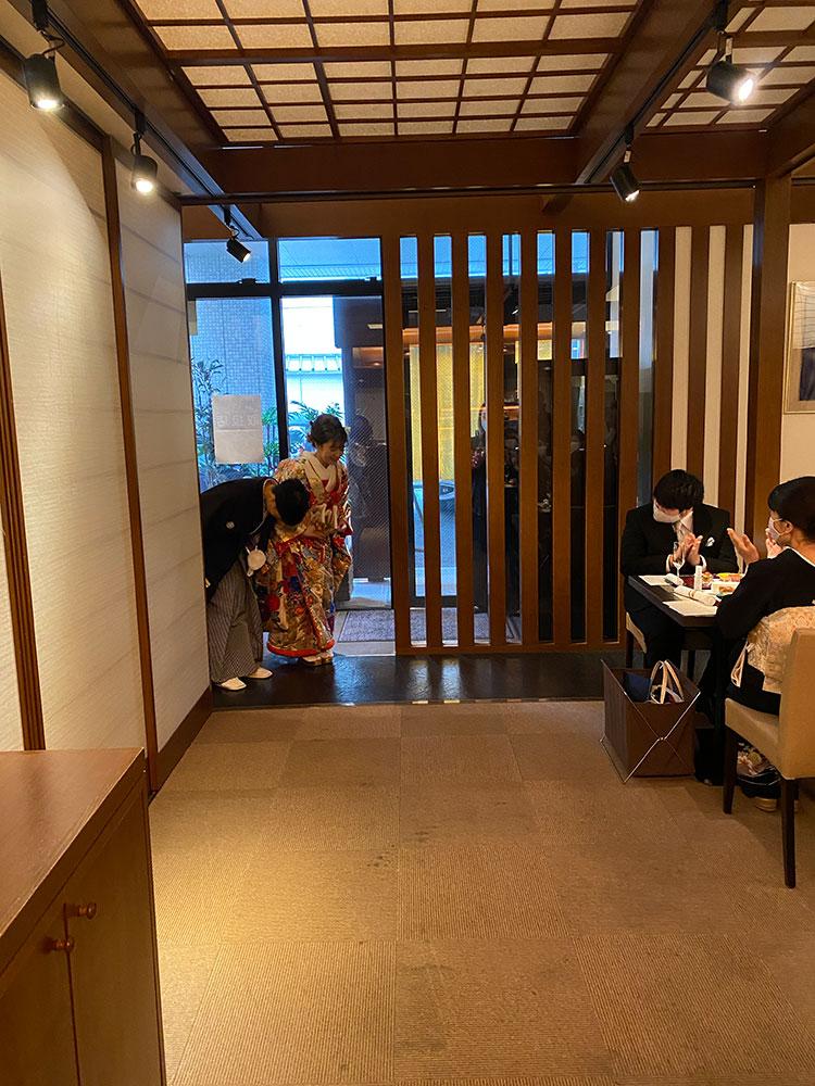和婚少人数結婚式レストラン