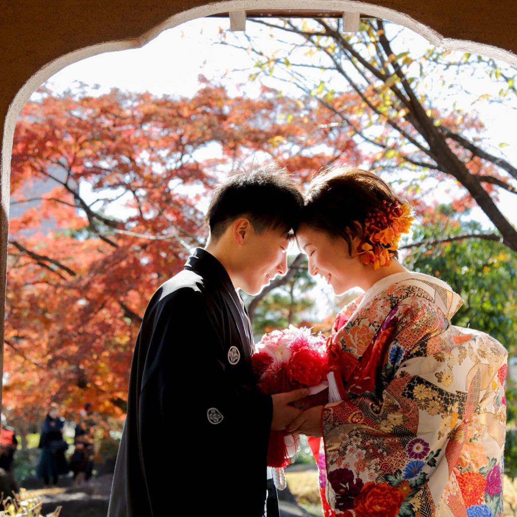 前橋東照宮結婚式