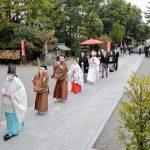 日本の結婚式群馬県神社神前式